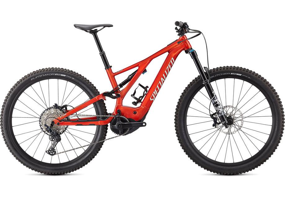 Specialized Cykel, Turbo Levo Comp 2021, Redwood/White Mountains