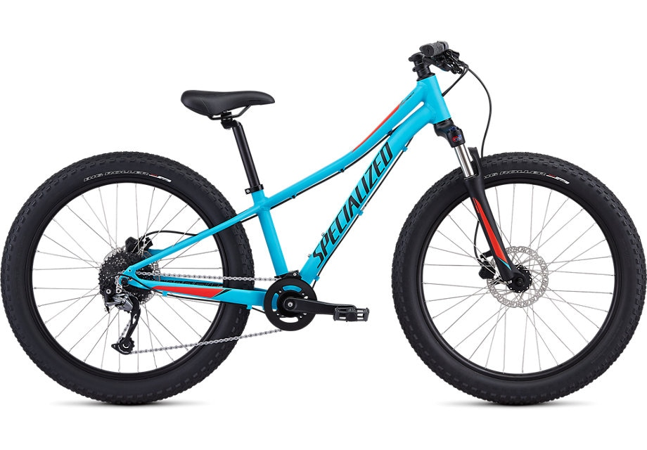 "Specialized Cykel, Riprock Comp 24"", Satin Nice Blue/Rocket Red/Black"