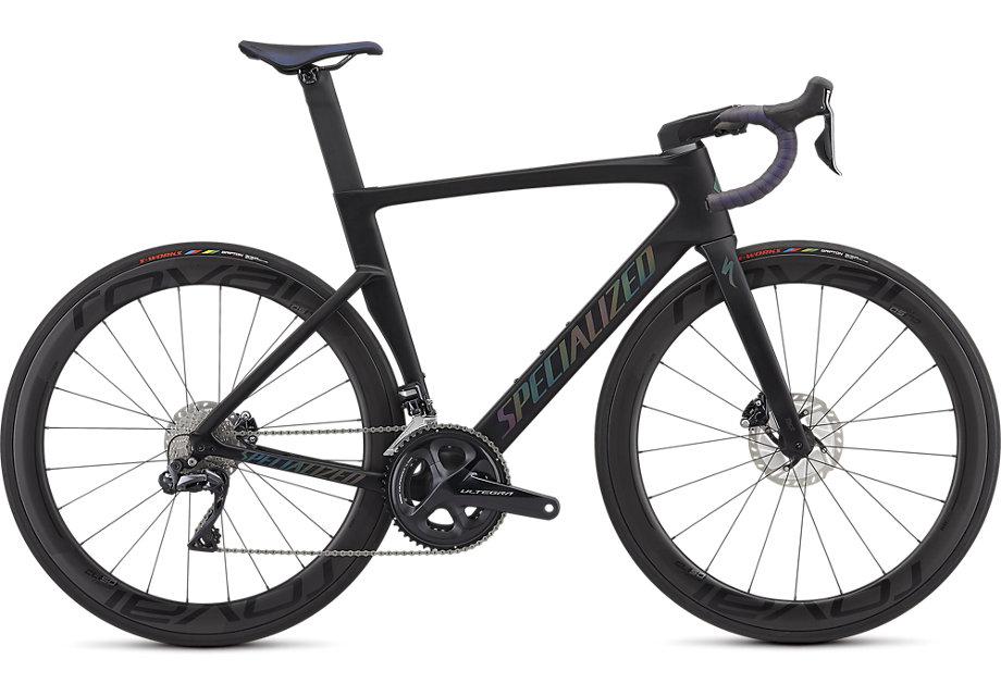 Specialized Cykel, Venge Pro 2019, Satin Black/Holographic Black