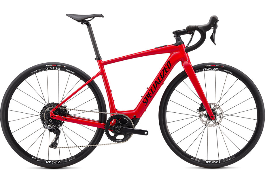 Specialized Cykel, Creo SL Comp E5 2020, Flo Red/Black