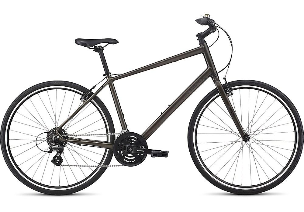Specialized Cykel, Alibi Sport 2017, Brun/Svart