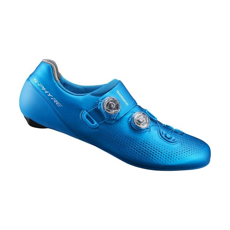 Shimano Sko, S-Phyre RC901, Blue