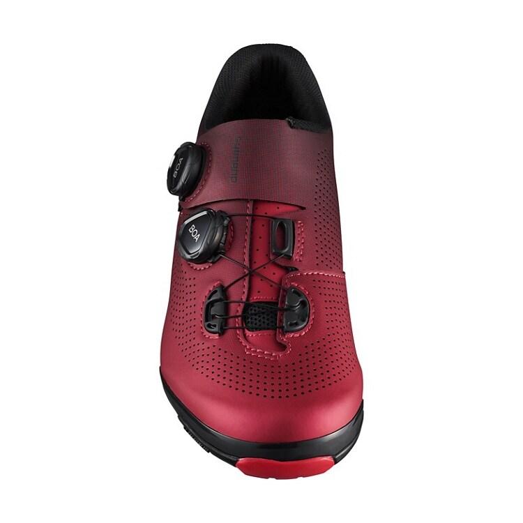 Shimano Sko, XC701, Red