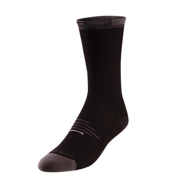 Pearl Izumi Socka, Elite Thermal Wool, Svart
