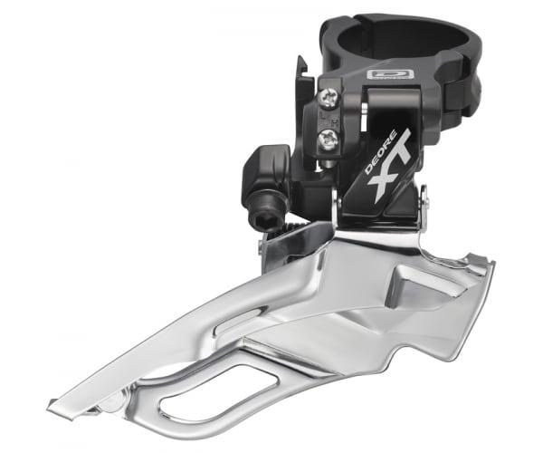 Shimano Framväxel, XT FD-M781 Down-Swing, 3x10 Svart