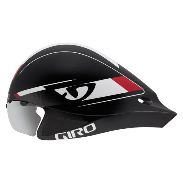 Giro Hjälm, Selector, Röd/svart