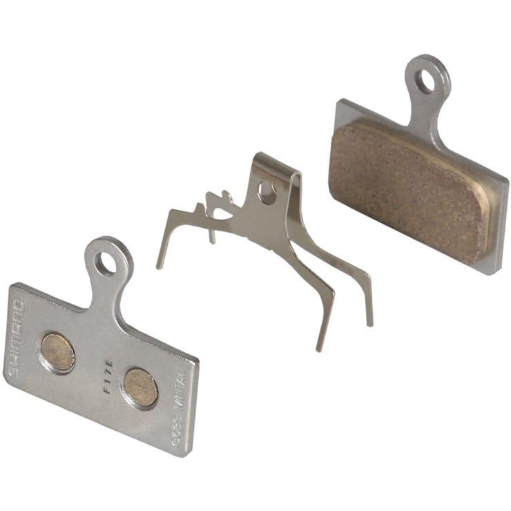 Shimano Bromsbelägg, G03S, Sintrade/Metall