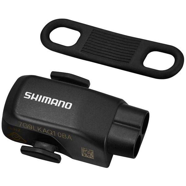 Shimano Trådlös Enhet, Di2 EW-WU101 E-Tube Port x 2, Svart