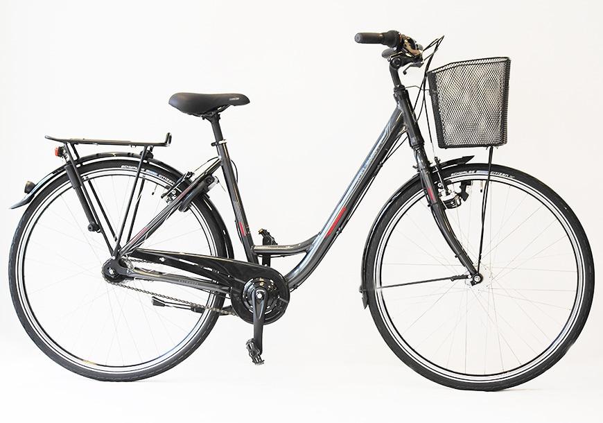 Kalkhoff Cykel, Jubilee SE Trapez, 7G
