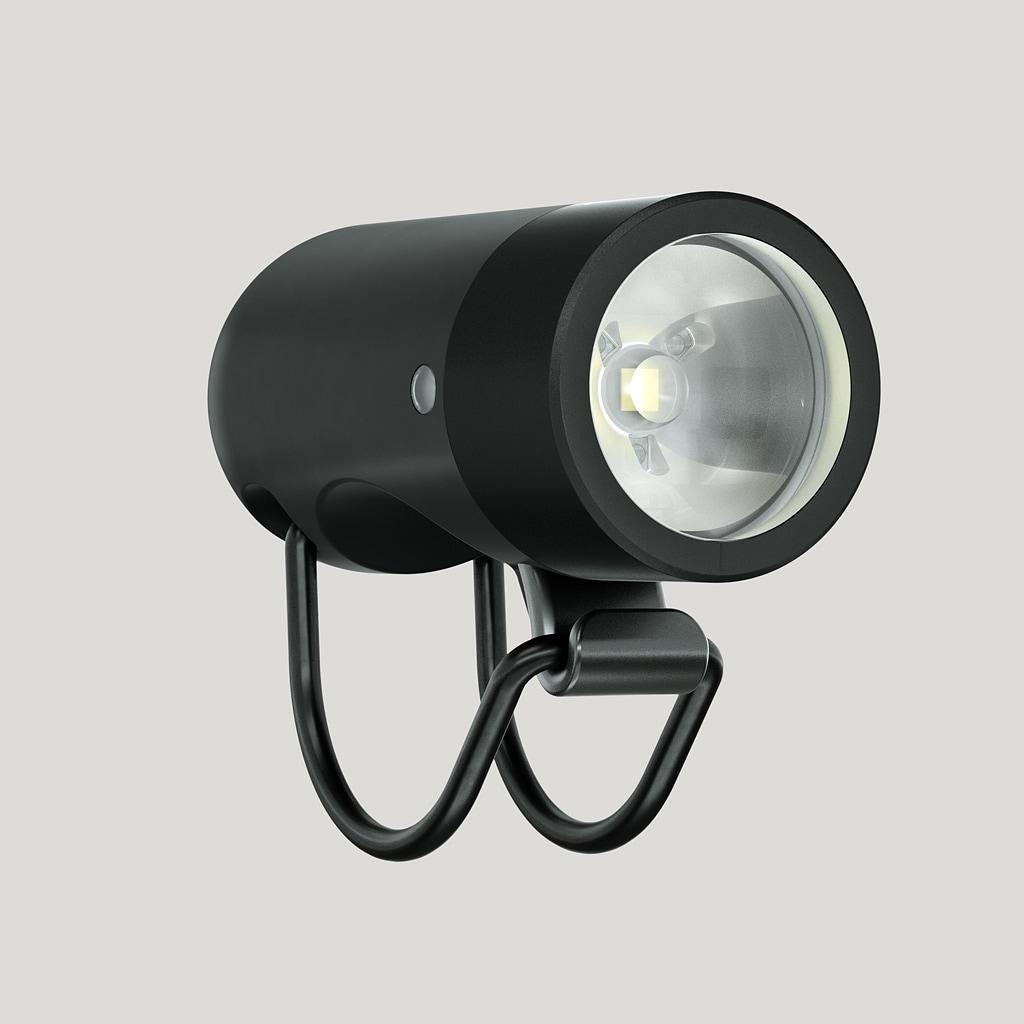 Knog Framlampa, Plug, Black