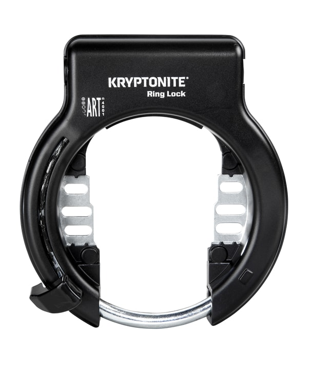 Kryptonite Ramlås, Ring Lock 58mm, Black