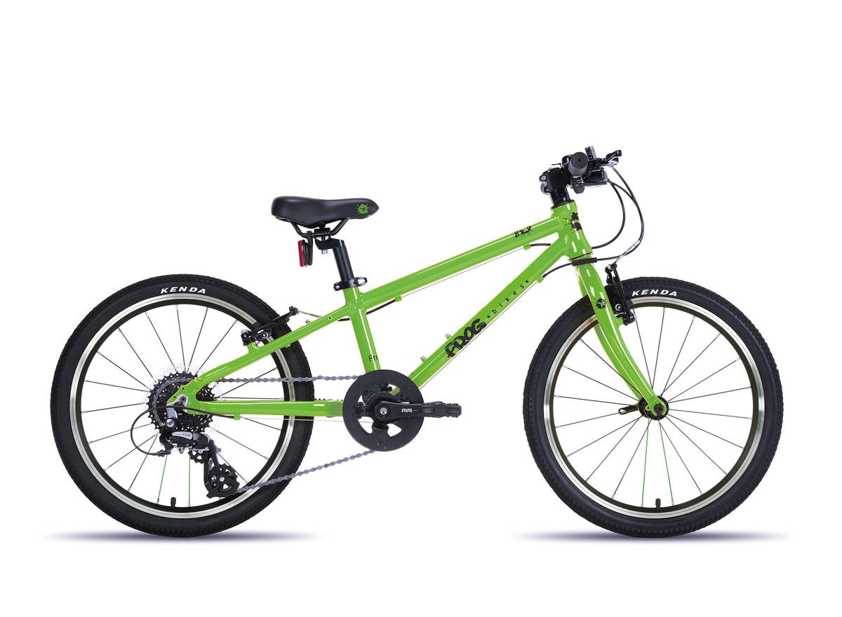 "Frog Bikes Cykel, Frog 52 20"" 2021, Green"