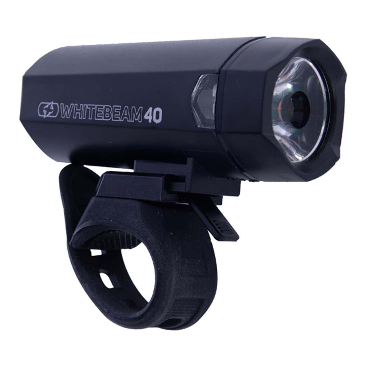OXC Framlampa, Bright Torch, Black
