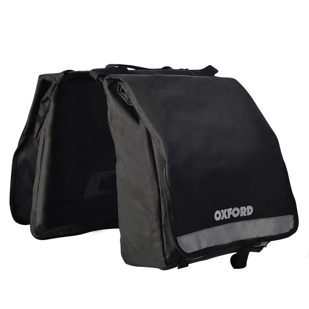 OXC Packväska, C20 Double Pannier Bag, Black