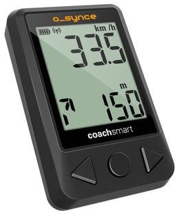 O_Synce Cykeldator/Display, Coachsmart, Smartphone Powered/Mirror