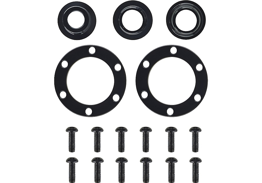 DT/Roval Ombyggnadssats, Boost Conversion Kit, Roval Control