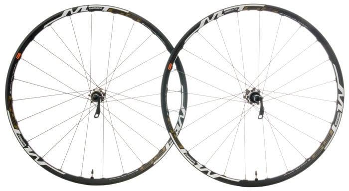 Shimano Hjul, WH-MT65 Disc C-Lock, SET