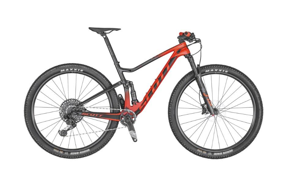 Scott Cykel, Spark RC 900 Team 2020, Red/Black