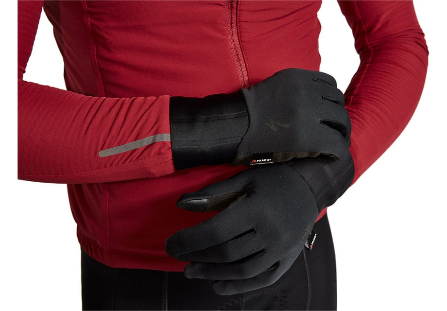 Specialized Handske, Prime-Series Thermal Gloves Womens, Svart