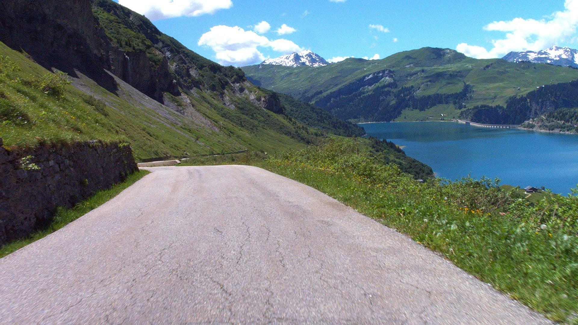Tacx BluRay, Route des Grandes Alpes