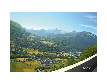 Tacx DVD, Real Life Video, The Pyrenees Stage - France