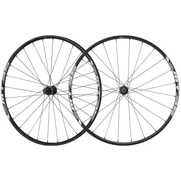 Shimano Hjul, MT35, 27.5 F.QR/R.135QR, Svart