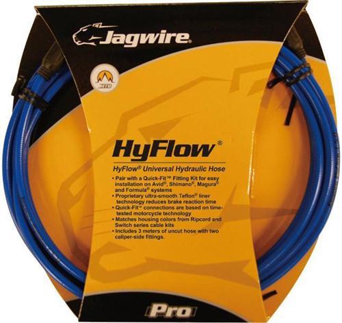 Jagwire Bromsslang, Hyflow Hydraulslangs kit, Diverse Färgalternativ