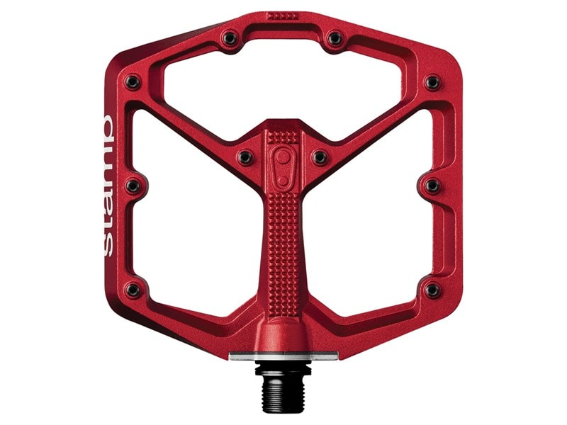 CrankBrothers Pedal, Stamp 7, Red