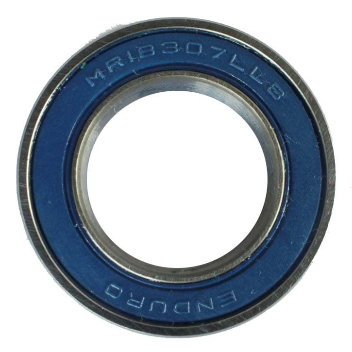 Enduro Bearing Kullager, 18x30x7mm, 18307 2RS