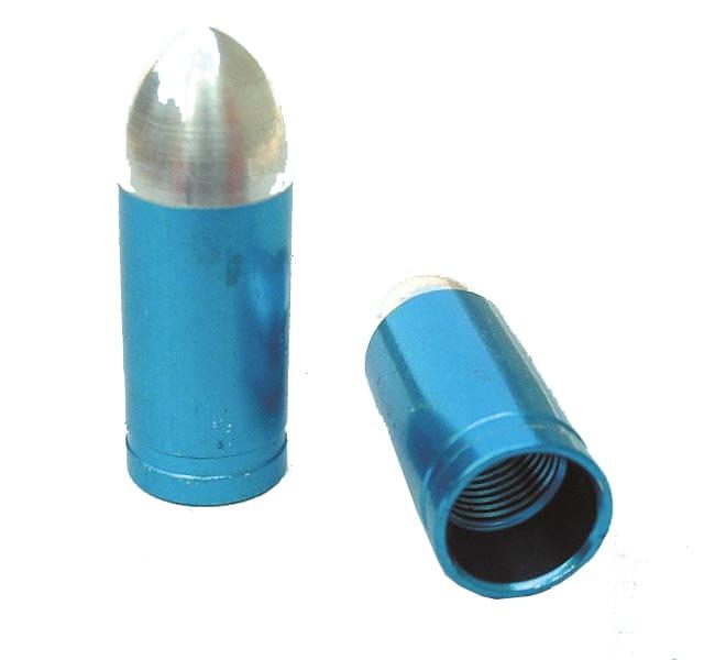 IDENTITI Ventilhatt, Bullet Bilventil, Blå