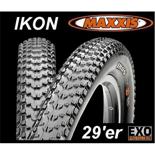 Maxxis Däck, Ikon 3C EXO 29, Diverse Breddalternativ