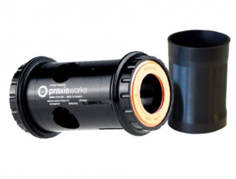Praxis Works Vevlager, Press-Fit BB30/46 MTB till 24mm, 73mm (MTB)