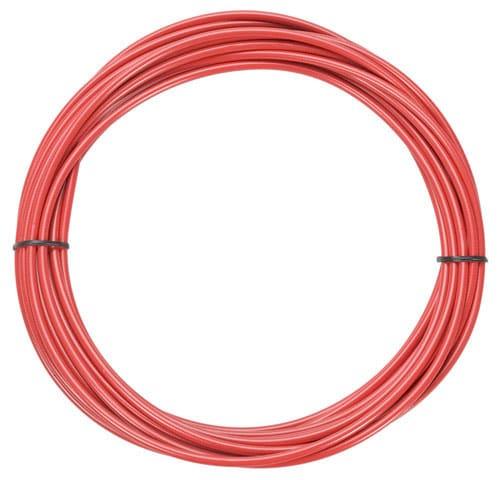 Jagwire Bromshölje, Röd 5mm
