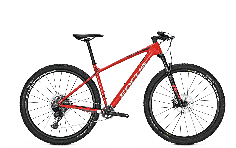 Focus Cykel, Raven Lite 29 2018, Röd