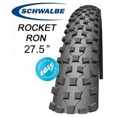 Schwalbe Däck, RocketRon EVO SnakeSkin, 27.5