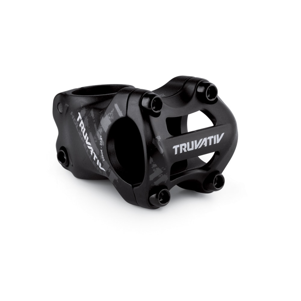 "Truvativ Styrstam, Holzfeller 1-1/8"" 0 degrees, Blast Black"