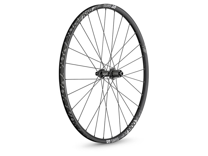 "DT Swiss Hjul, X 1900 Spline® 25 BOOST 27.5"", Black/Grey"