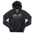 Fox Pinner zip hoody grå