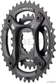 SRAM Drev SET, X0 GXP Spider, Double 42/28t