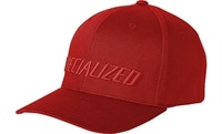 Specialized Keps, Podium Hat, Red/Red