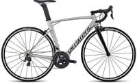 Specialized Cykel, Allez Sprint Comp 2018, Satin Brushed/Gloss Tarmac Black